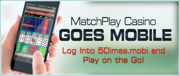 5Dimes MatchPlay Casino