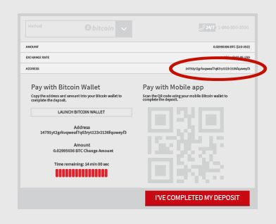 Bovada Adds Bitcoin Payment Method Sep 2019