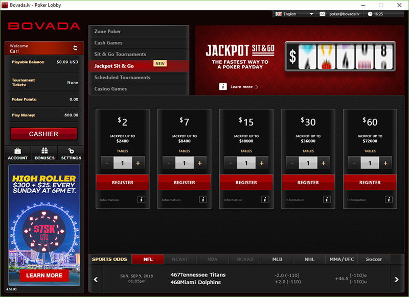 bovada-poker-jackpot-sng