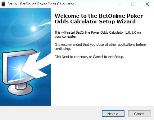 Calculator Install Step 2