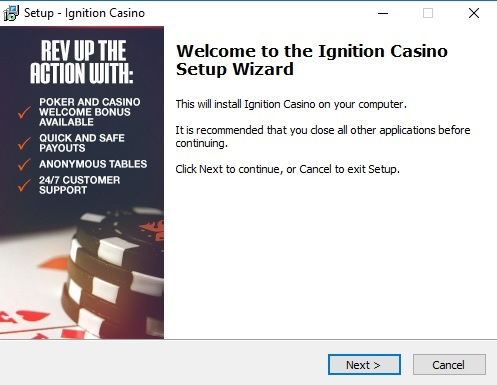 Ignition Casino Download