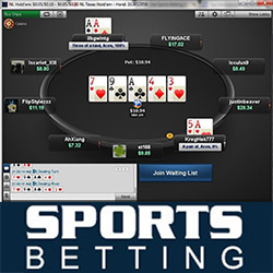 SportsBetting.ag Poker Download