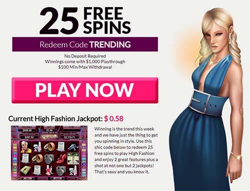Royal Ace Casino Bonus Code: TRENDING