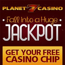 Planet 7 No Deposit Bonus Codes for $475 in Free Chips