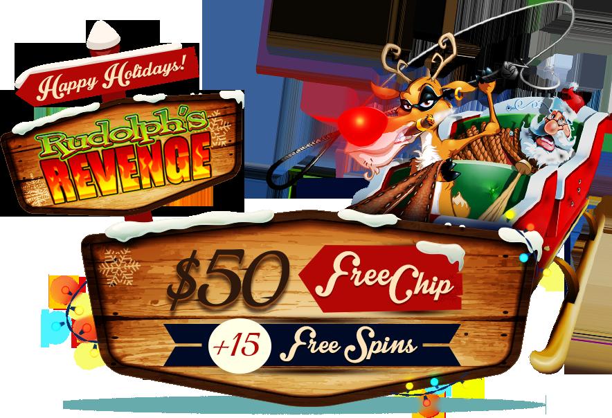 Ruby Slots $50 Free Chip + 15 Free Spins No Deposit Bonus promo code
