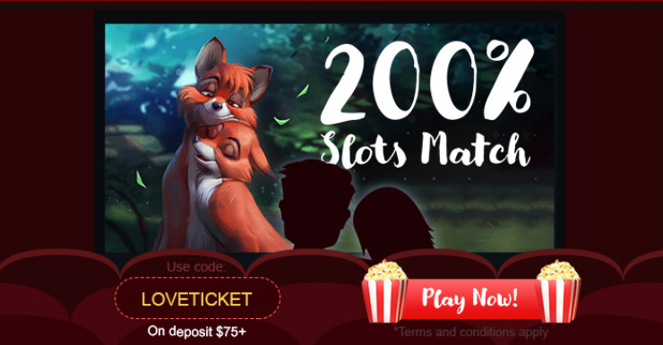 Cherry Gold Reload 200% Slots Match coupon code
